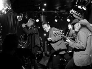"""""""Soul Man"""" Sam Bennett & """"The Reverend"""" Carl Fidler"""
