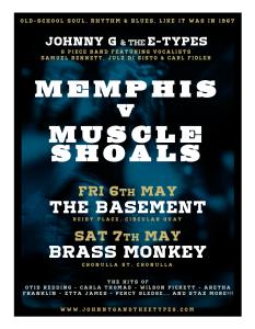 Memphis Vs Muscle Shoals