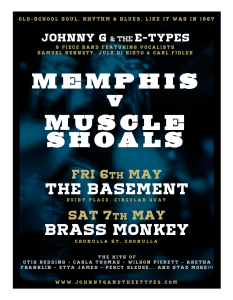 Memphis Vs Muscle Shoals