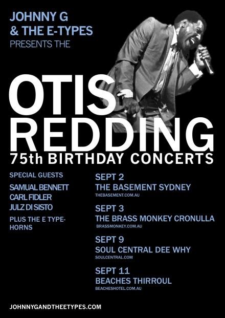 OTIS - A3 Poster